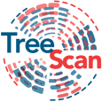 TreeScan, for the tree-based and tree-temporal scan statistics
